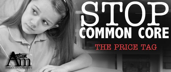 Top Common Core: The Price Tag